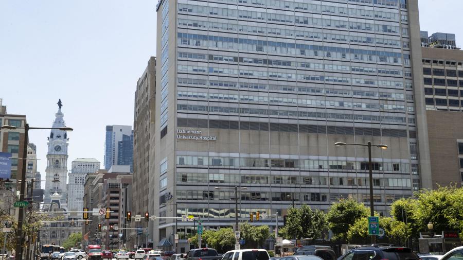 Philadelphia hospital stays closed despite coronavirus