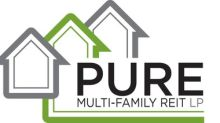 Pure Multi-Family REIT LP Responds to Unsolicited Conditional Proposal