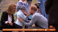 Dubbo gets the royal treatment