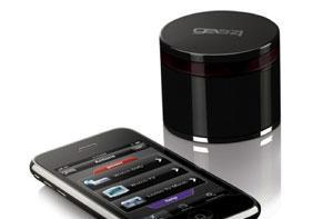 Unity box turns iPhone into an IR remote