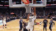Holiday, Cousins y Davis comandan triunfo de Pelicans