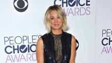 A Look Back at Kaley Cuoco's Bangin' People's Choice Style
