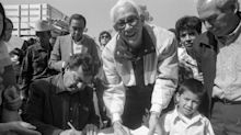Heberto Castillo, el hombre que provocó la furia presidencial al dar el Grito en 1968