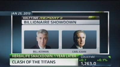 1 Year anniversary of the Herbalife smackdown