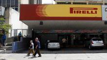 Tire maker Pirelli abandons Venezuela, adding to business exodus