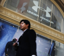 'FINALLY': Analyst cheers Under Armour CEO's loosening grip on the company