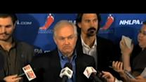 Donald Fehr on NHLPA Proposal