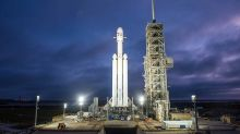 SpaceX Falcon Heavy Lifts Off For 'Most Difficult Launch Ever'