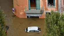 Inundaciones de proporciones apocalípticas en Francia: 12 muertos