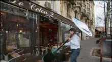 Frankreich verbietet für den Klimaschutz beheizte Außenbereiche in Restaurants