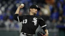White Sox reliever Danny Farquhar stable but critical after suffering brain hemorrhage