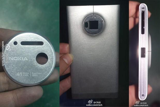 Latest leak suggests Nokia EOS to pack 41MP camera, possible metallic variant also spotted (updated)