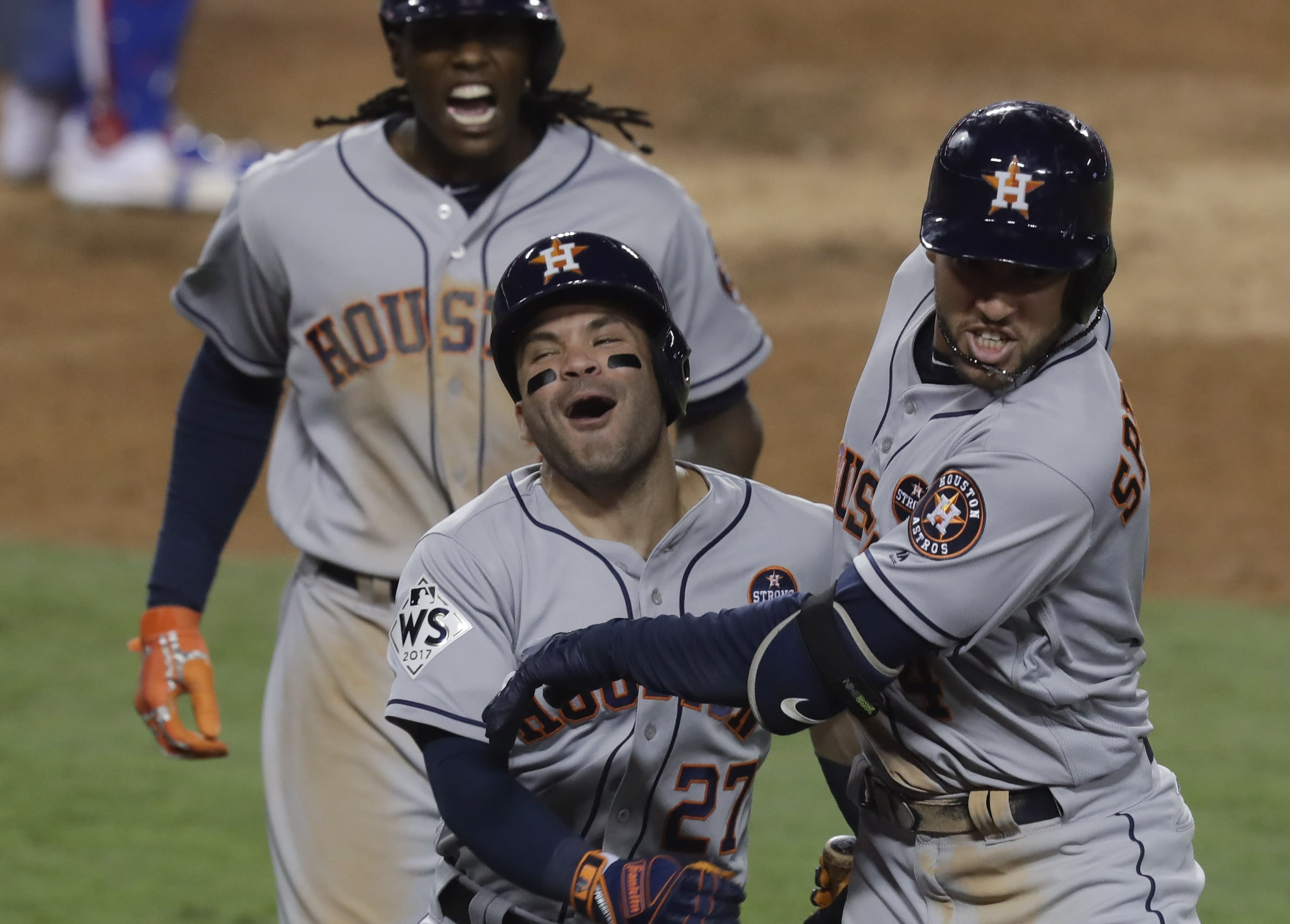watch 5f144 58942 Altuve making a case for 'face of baseball'