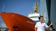 Panama says it will revoke flag from migrant rescue ship