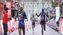 London Marathon 2020: Ethiopian Shura Kitata vrooms to victory as favourite Eliud Kipchoge cracks