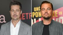 Brad Pitt and Leonardo DiCaprio Turned Down 'Brokeback Mountain,' Says Gus Van Sant