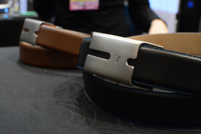 Belty, el cinturón inteligente que se ajusta solo, se vuelve más estiloso