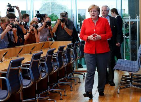 Effects of Greek bailout will extend beyond August – Merkel