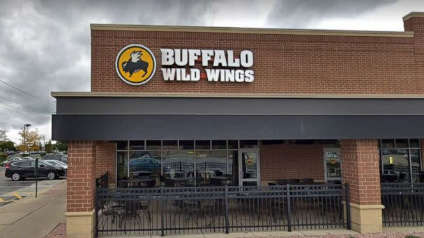 Map Buffalo Wild Wings on petsmart map, burger king map, applebee's map, quiznos map, dairy queen map, chick-fil-a map,