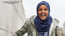 American Eagle Features a Hijab-Wearing Model in Latest Ad