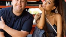 Ariana Grande and James CordenDid a Live 'Titanic' Musical and It's Everything