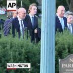 Associated Press: 2nd US official heard President Trump call with Sondland about Ukraine