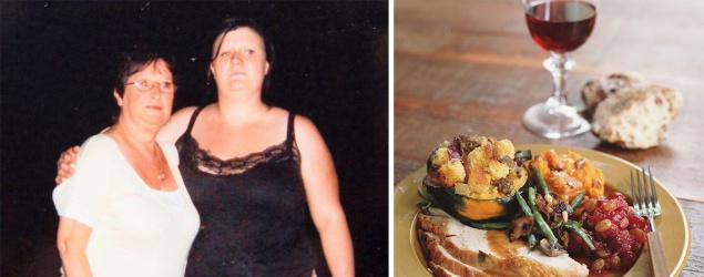 Debra Parsons: 'I'll eat my mum for Christmas lunch'