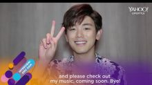 INTERVIEW:  Eric Nam on fame and singing in other languages