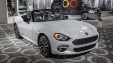 Fiat gives 2019 124 Spider the Urbana Edition treatment