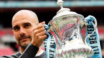 Manchester City: Pep Guardiola claims treble is greater achievement than winning Champions League