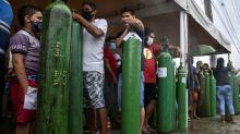 Sauerstoff-Lieferung aus Venezuela in Corona-Hotspot Manaus eingetroffen