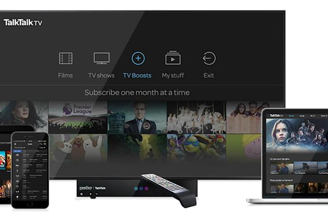 TalkTalk TV will go multiscreen next year with new streaming app