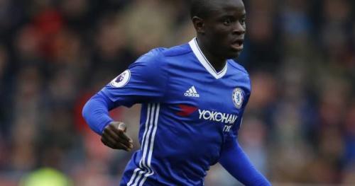 Foot - ANG - N'Golo Kanté (Chelsea), joueur de l'année