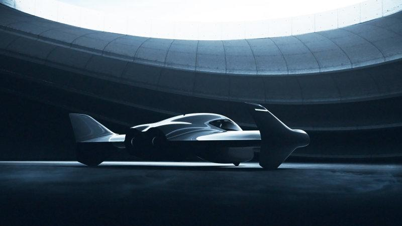Porsche wants in on the flying car business of the future, signs with Boeing