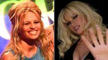 Lily James cierra muchas bocas con su parecido extremo con Pamela Anderson