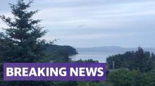Huge earthquake in US sparks tsunami warning