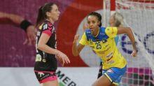 Hand - L. Butagaz Énergie - Ligue Butagaz Energie: Marie-Hélène Sajka absente six semaines