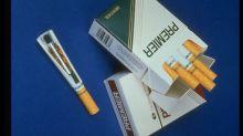 """Die größten Produktflops: Die """"rauchfreie Zigarette"""" Premier"""