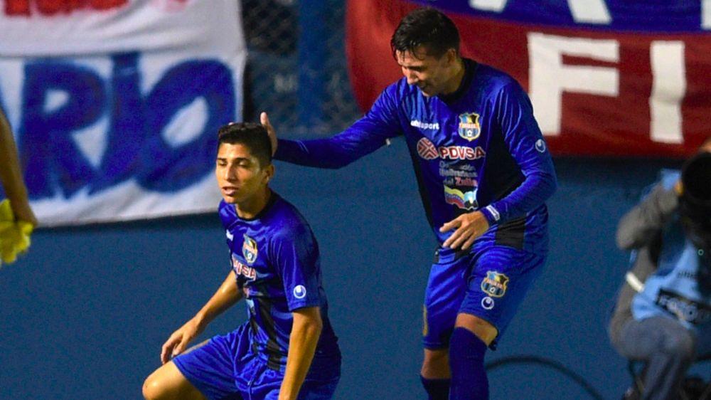 Zulia sorprende al ganar en casa de Nacional