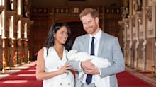 Archie's godparents not 'celebrities' as Meghan and Harry keep christening details private