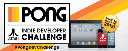 Atari announces Pong contest for indie iOS devs