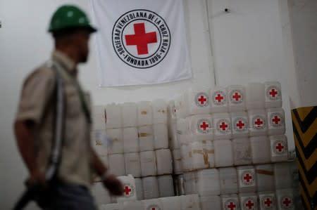 Humanitarian aid reduces shortages in Venezuela emergency rooms: NGO