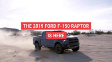 4 key changes to the 2019 Ford F-150 Raptor