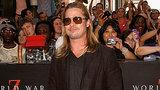 Video: Brad Pitt Needs to Work With Selena Gomez to Impress His Girls