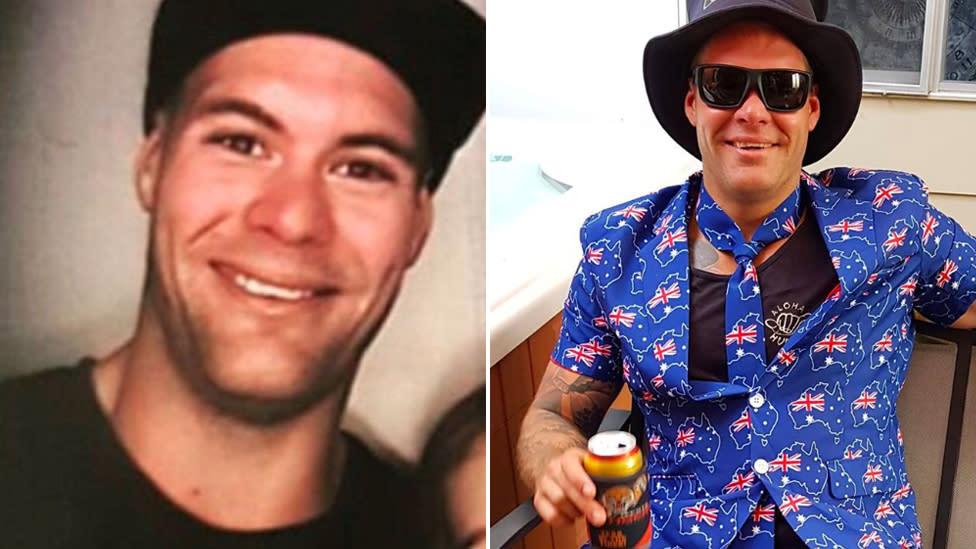 Friends' heartbreaking tributes to 'deadset legend' killed in Bali scooter crash