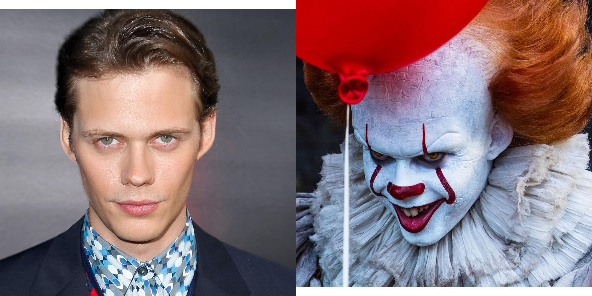 U Uu 2017 >> Who Is the Guy Who Plays Pennywise in It?