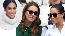 Awkward photo of Meghan with Kate from before she met Harry resurfaces