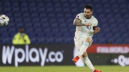 Foot - Copa America - ARG - Lionel Messi (Argentine): «Ce sera un tournoi spécial»