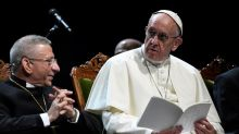 Pope takes Christian unity bid to Protestant heartland