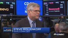 Qualcomm CEO: We still expect NXP deal approval